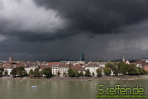 Dark Clouds over Basel